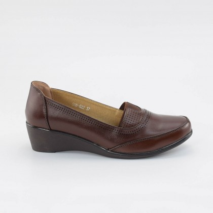 Camille Loafers in Brown