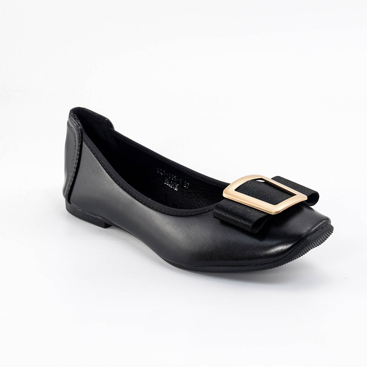 Savanna Flats in Black