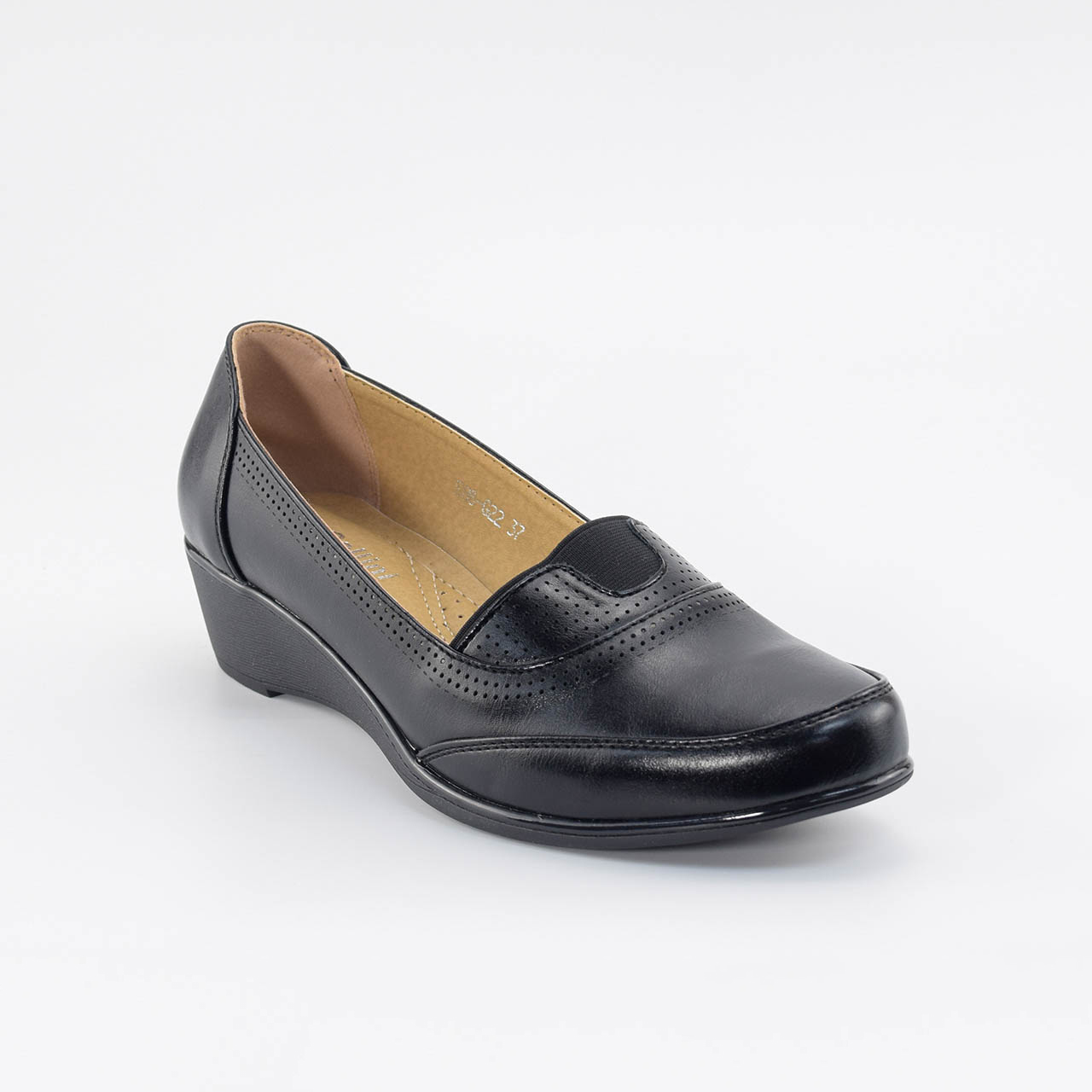 Camille Loafers in Black